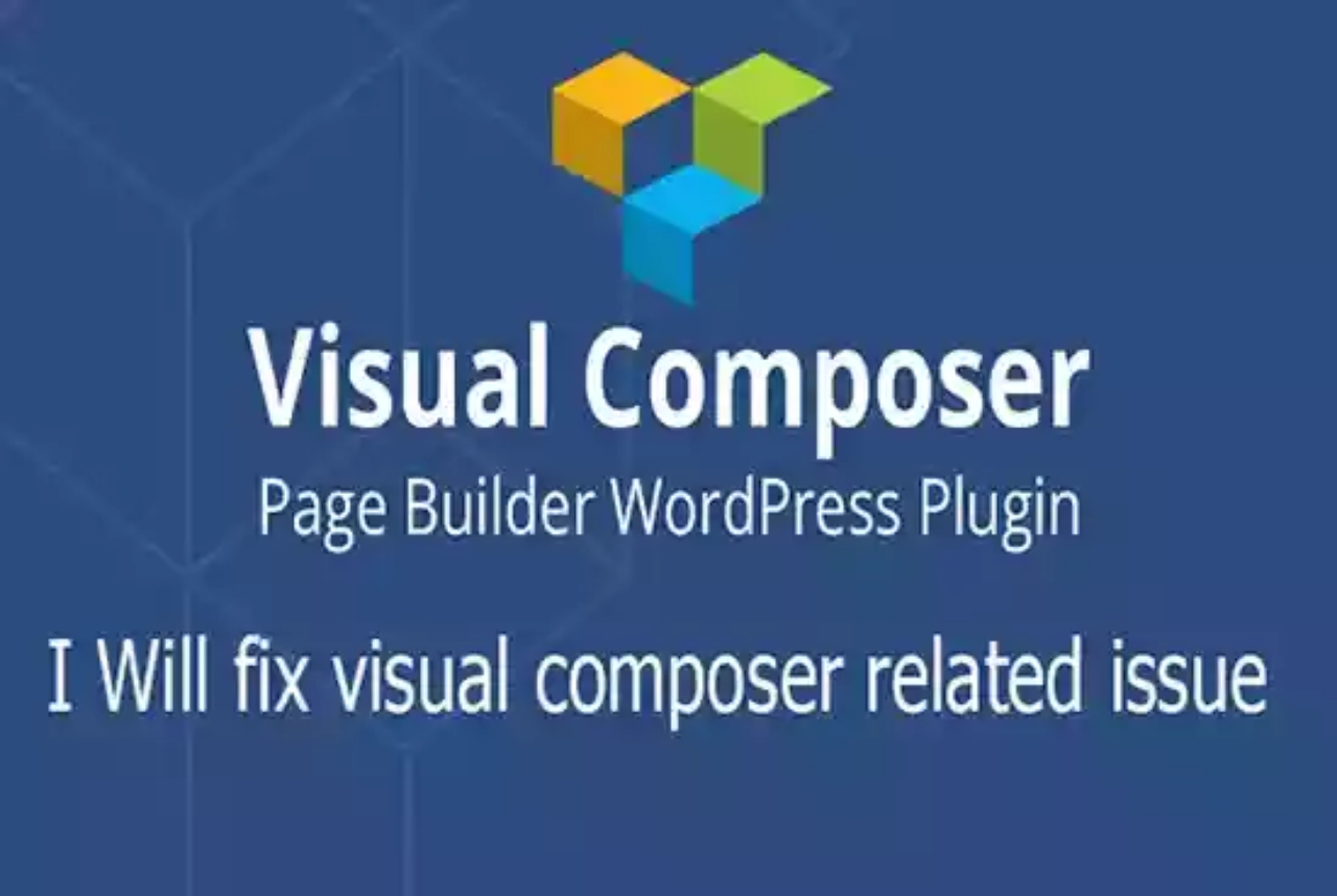 Design Wordpress Pages By Visual Composer