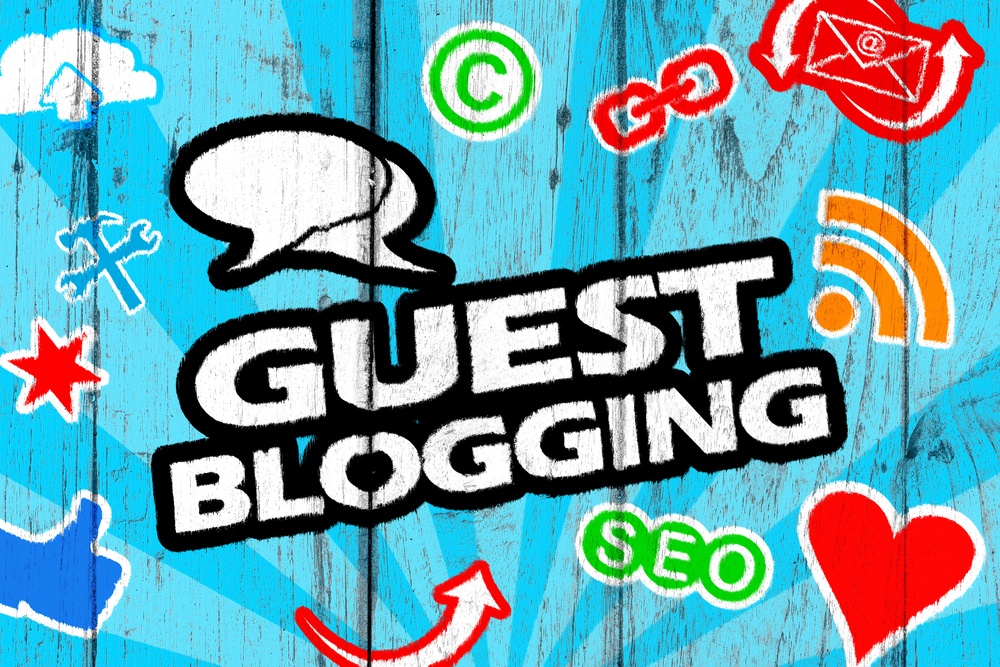 Blogger Outreach Service 5 Guest Post Dofollow Backlinks on DA-50/TF-20 and writing