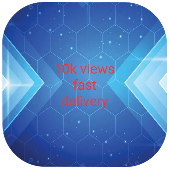 10k views Non drop fast delivery