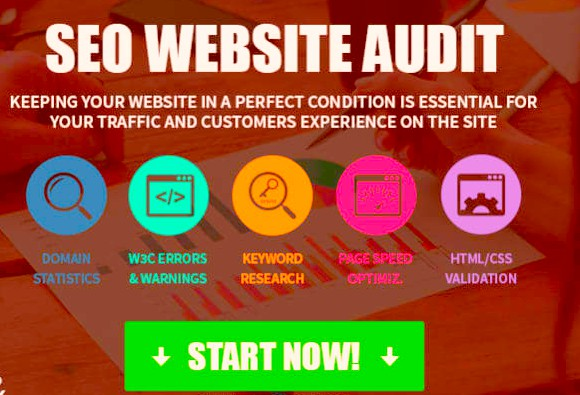 Do Website Audit And Recommendations For SEO
