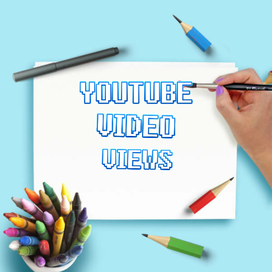 Non Drop 5000 Or 5k Video Views  Fast Delivery