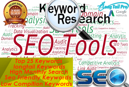 Do SEO Keyword Research And Competitor Analysis In 24 Hours