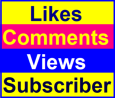 Manually Basic Likes,Views,Video Comments,Channel Promotion Super Fast