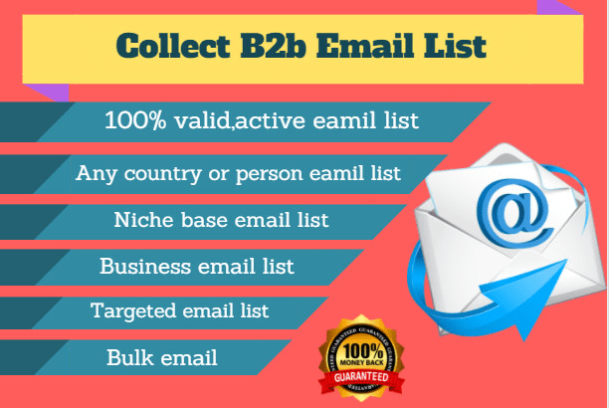 Collect B2b Email List From Linkedin