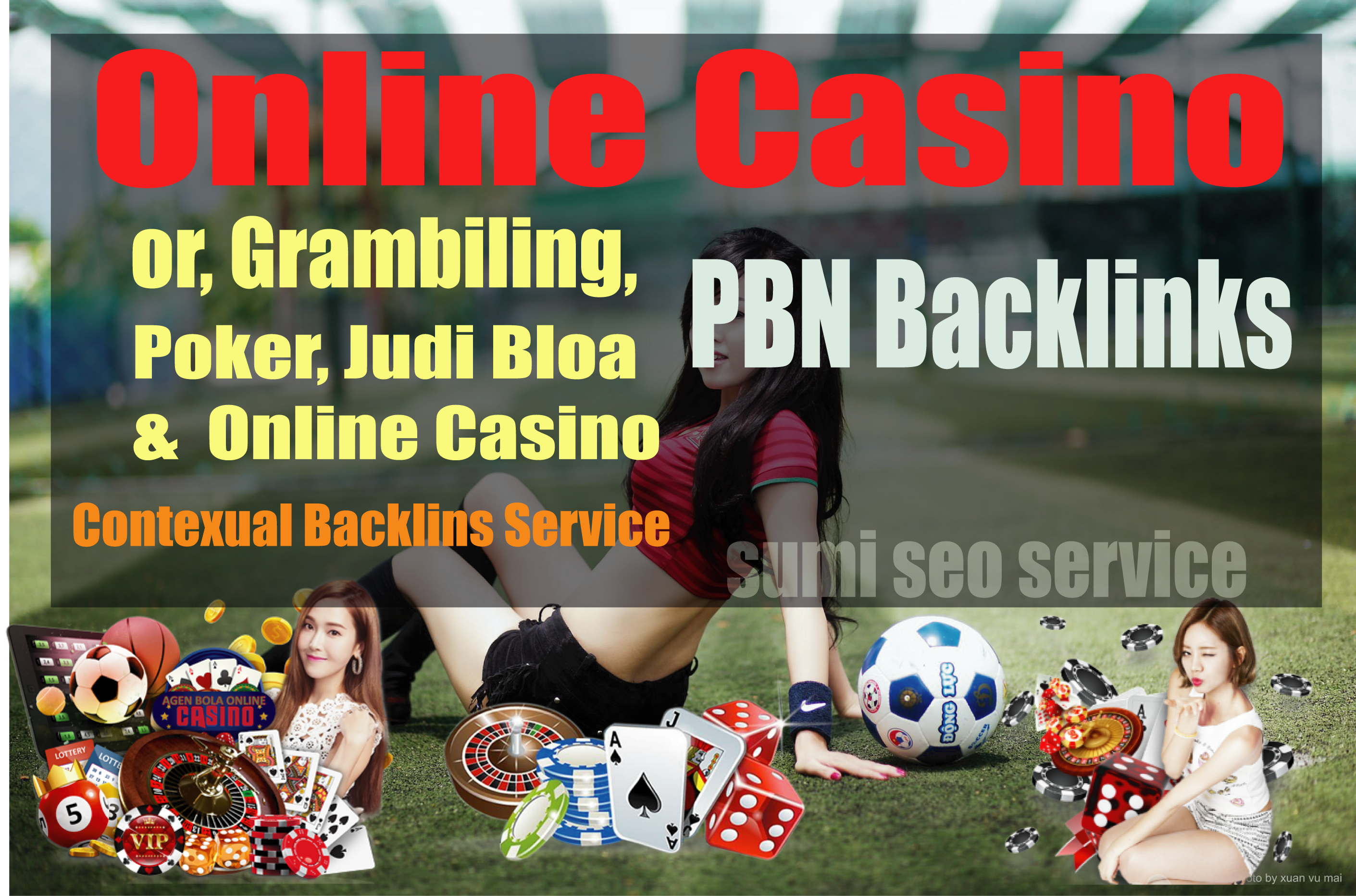 5 Casino Guest post- Casino / Gambling / Poker / Betting / sports sites