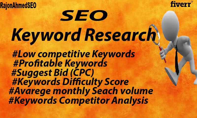 do keyword research for you in 24 hours