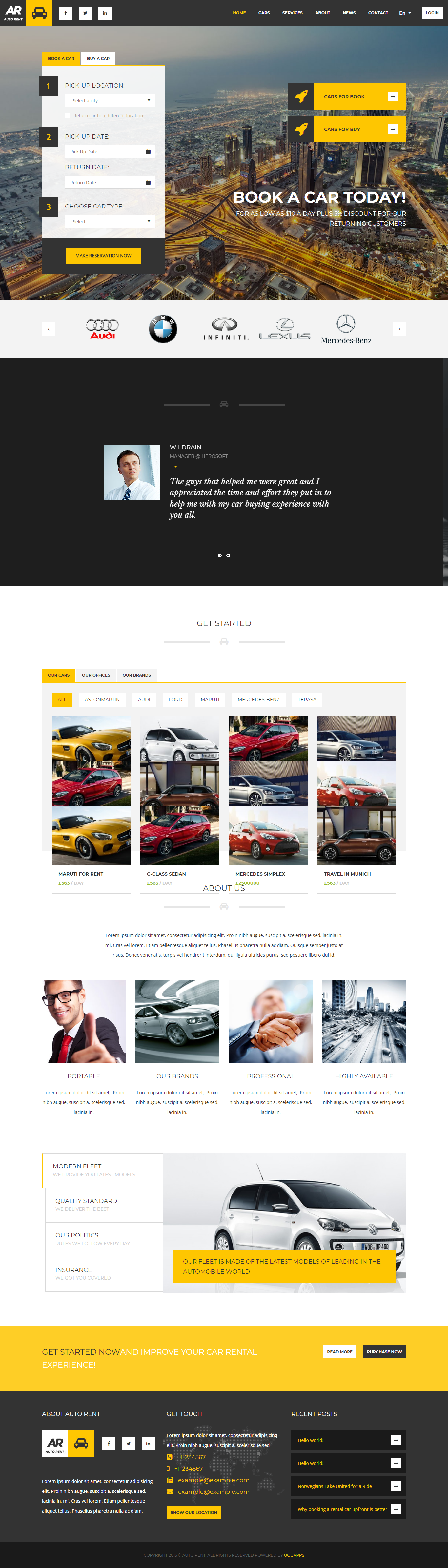 Duplicate,Copy Or Clone Website Use HTML5 CSS3