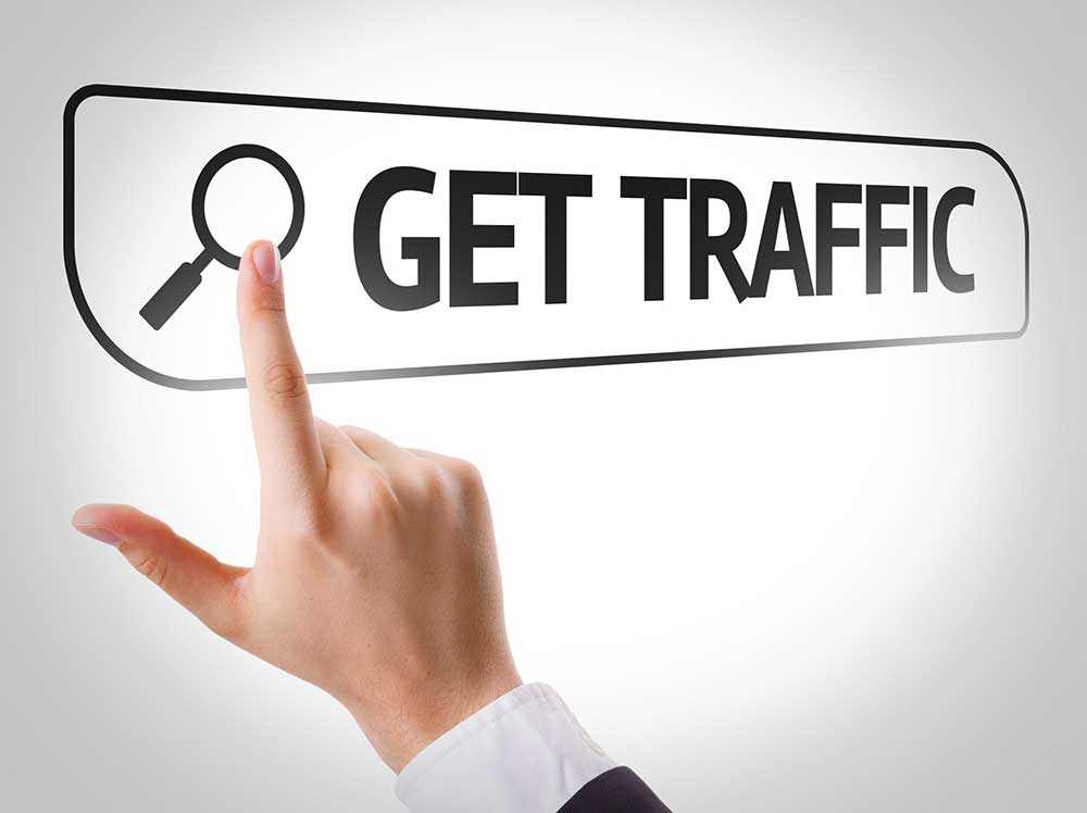 get + 160 visits traffic on your website for 4 days instant service