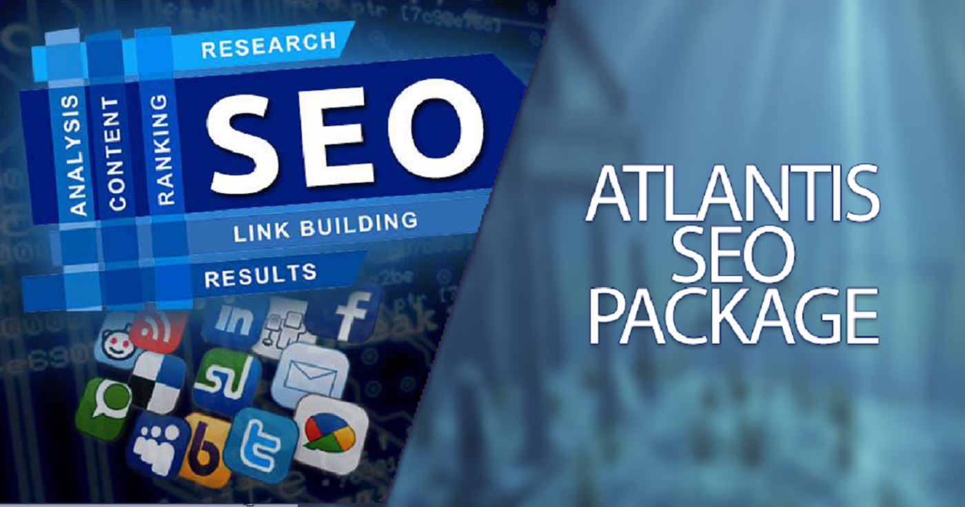Give you our exclusive Atlantis SEO Package