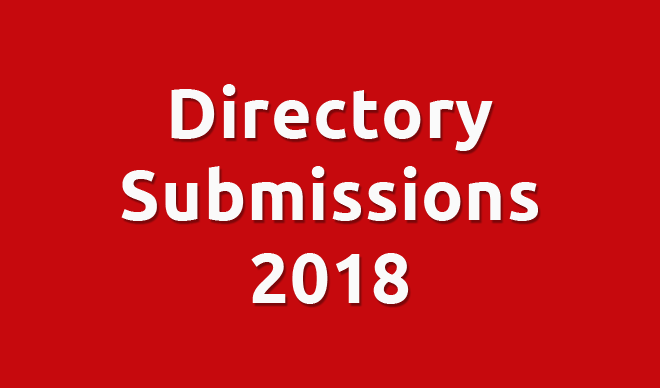 Submit your website to 20 directory sites