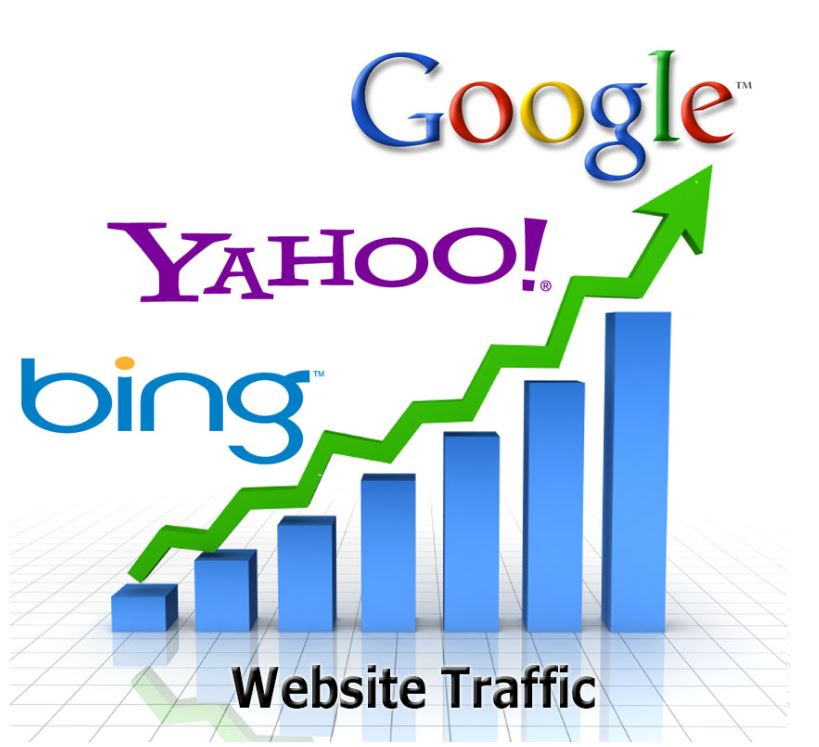 I'm selling Web Traffic in low pricing