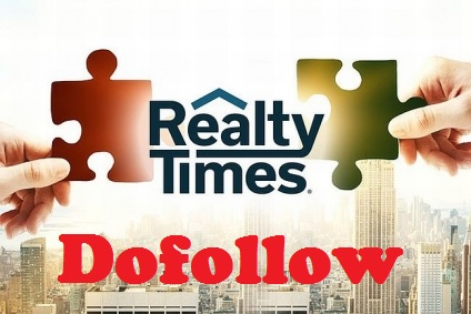 Write and publish guest post on Realtytimes with a high Quality Dofollow backlinks DA70