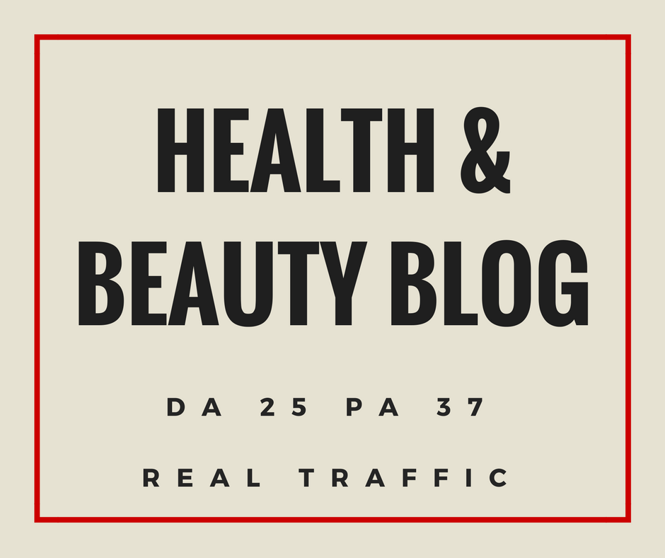 Guest Post on Real Health & Beauty Blog