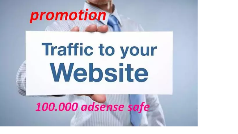 Send Minimum 100 000 Visits On Your Website Per Week