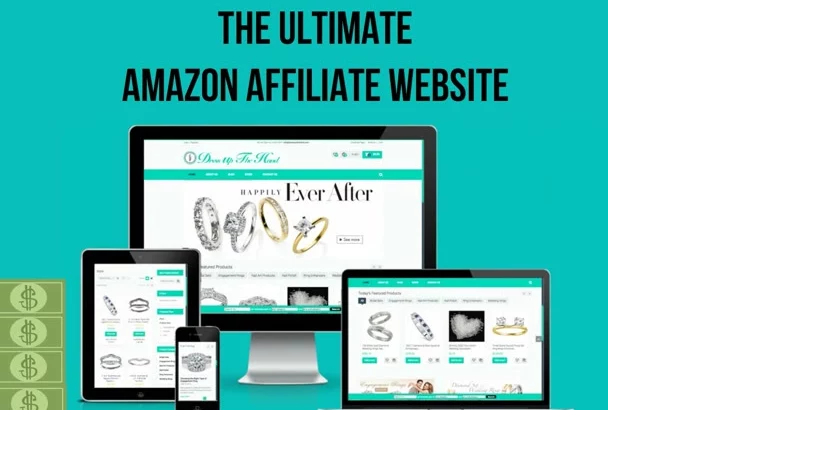 """""""Build You The Ultimate Amazon Affiliate Website"""""""