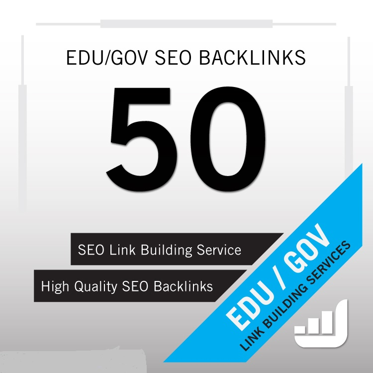 I Build 50 Edu Gov Backlinks,  For SEO