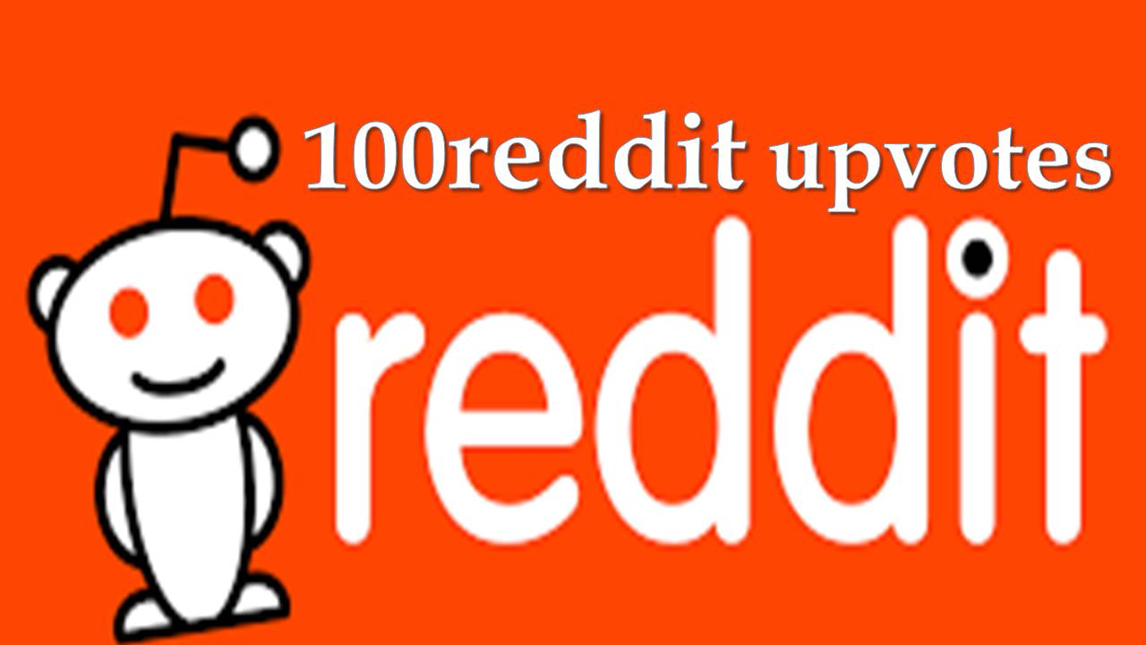 Give 100 Reddit upvotes to your post or link