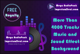 Download More Than 16 GB Free Royalty AudioPack For You