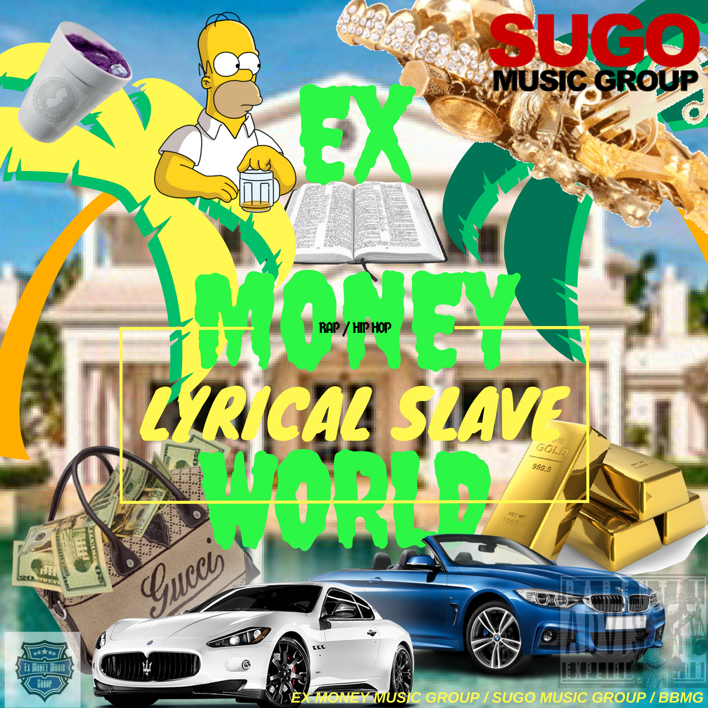 Design Album or Mixtape Covers Fastest Delivery
