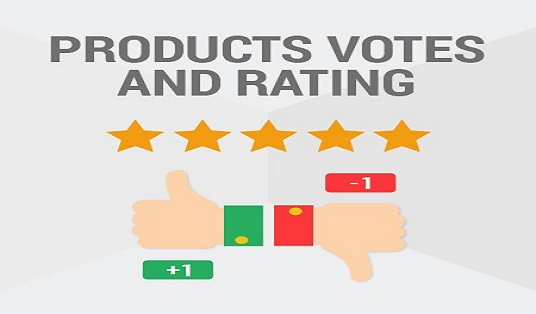 give you 100 votes on your products