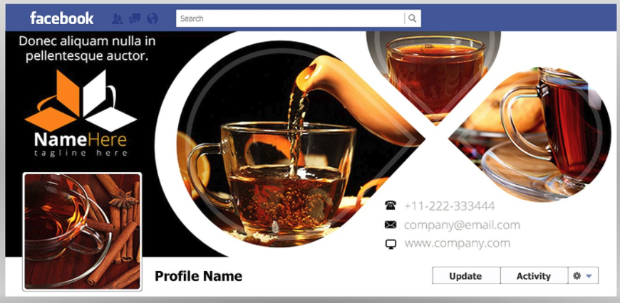 Pro Designing For Your Wonderful and Attractive Facebook Cover