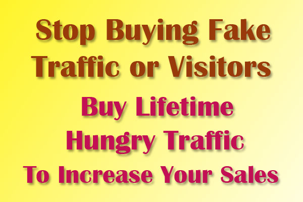 Hungry Buyer Traffic To Increase Sales And Optins
