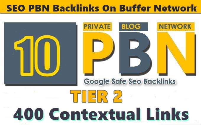 12 Powerful Homepage Dofollow PBN Links DA PA 20 PLUS and 400 2nd Tire Backlinks