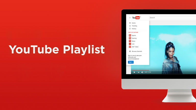 Promote you song on Youtube Playlist and earn money
