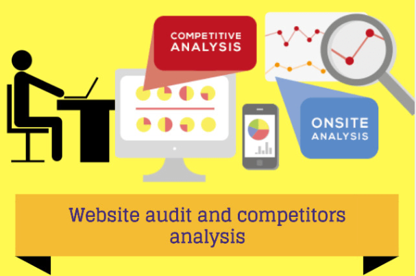 Do Depth Competitor Analysis And Website Audit
