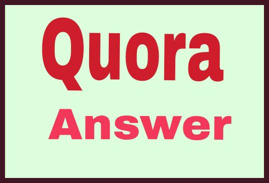 Offer high quality 40 quora answer for your website ranking