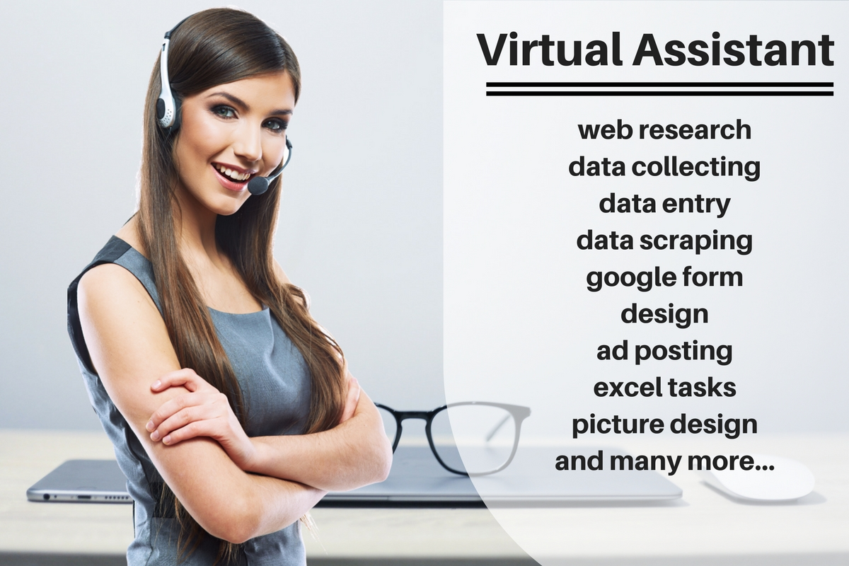 Your Virtual Assistant for an hour