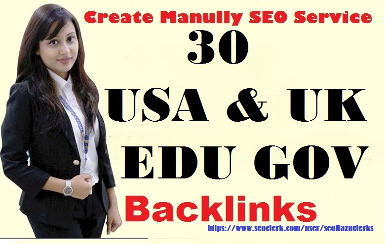 2019 Latest 50 USA & UK EDU GOV Pr9 Domains With High Trust And High Domain Authority Backlinks