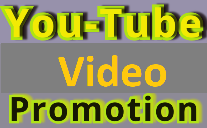 Video Views Promotion And Social Media Marketing