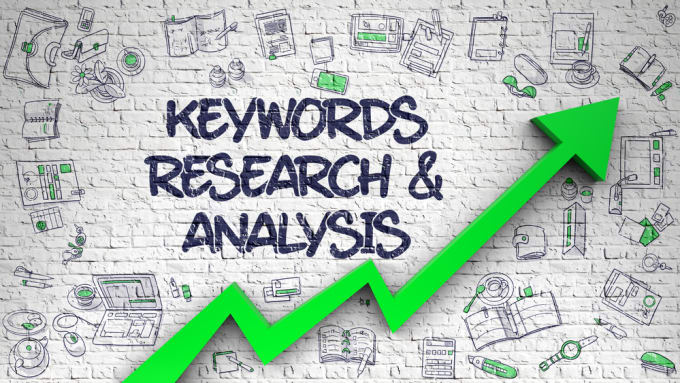Keyword Research, Find out Niche Related Best Keywords With Competitor Analysis Within 24 Hours