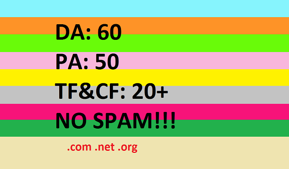 expired domain for PBN DA 40+ PA 35+ Spam Score 0