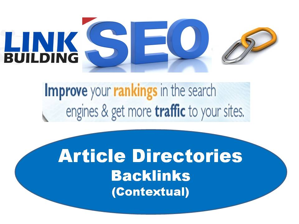 Create Articles Directories Backlinks 1000+,  Boost Your Site high rank