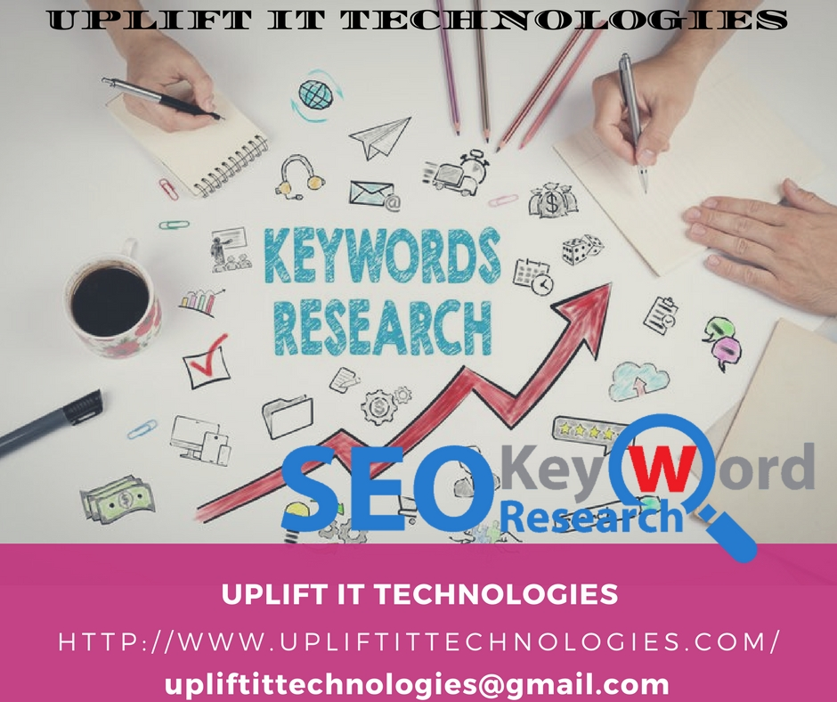 I  do SEO Keywords Research With Competitor Analysis