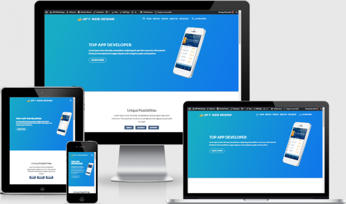 Done-For-You Web Design (for digital agency) with enhanced SEO & Security