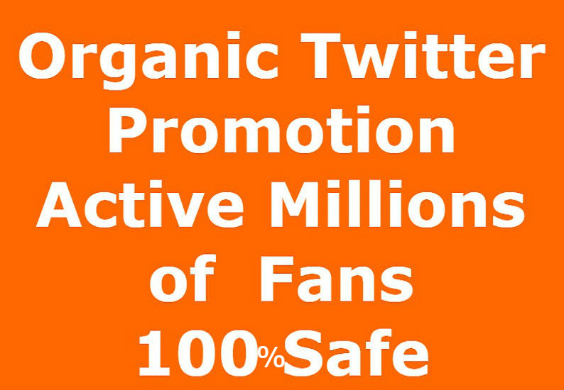 Promote your tweets to Active 5 millions Audience