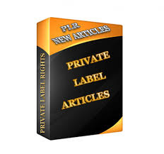Get over 2million Editable PLR Articles