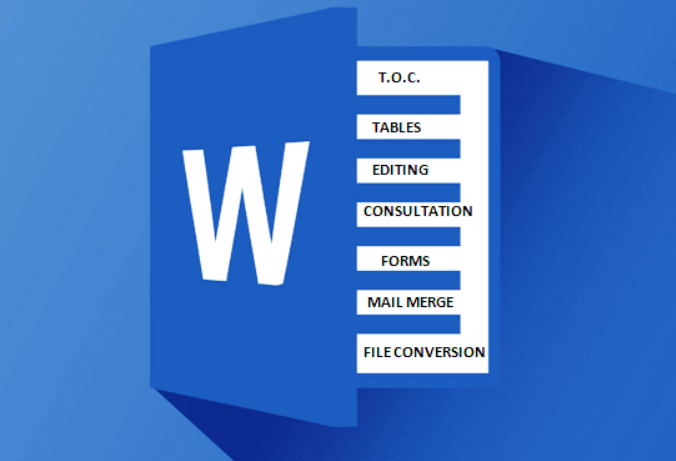 Do Format And Design Your Microsoft Word Document With An Efficient Virtual Assistant