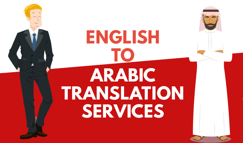 Translate From English To Arabic Standard And Vernacular