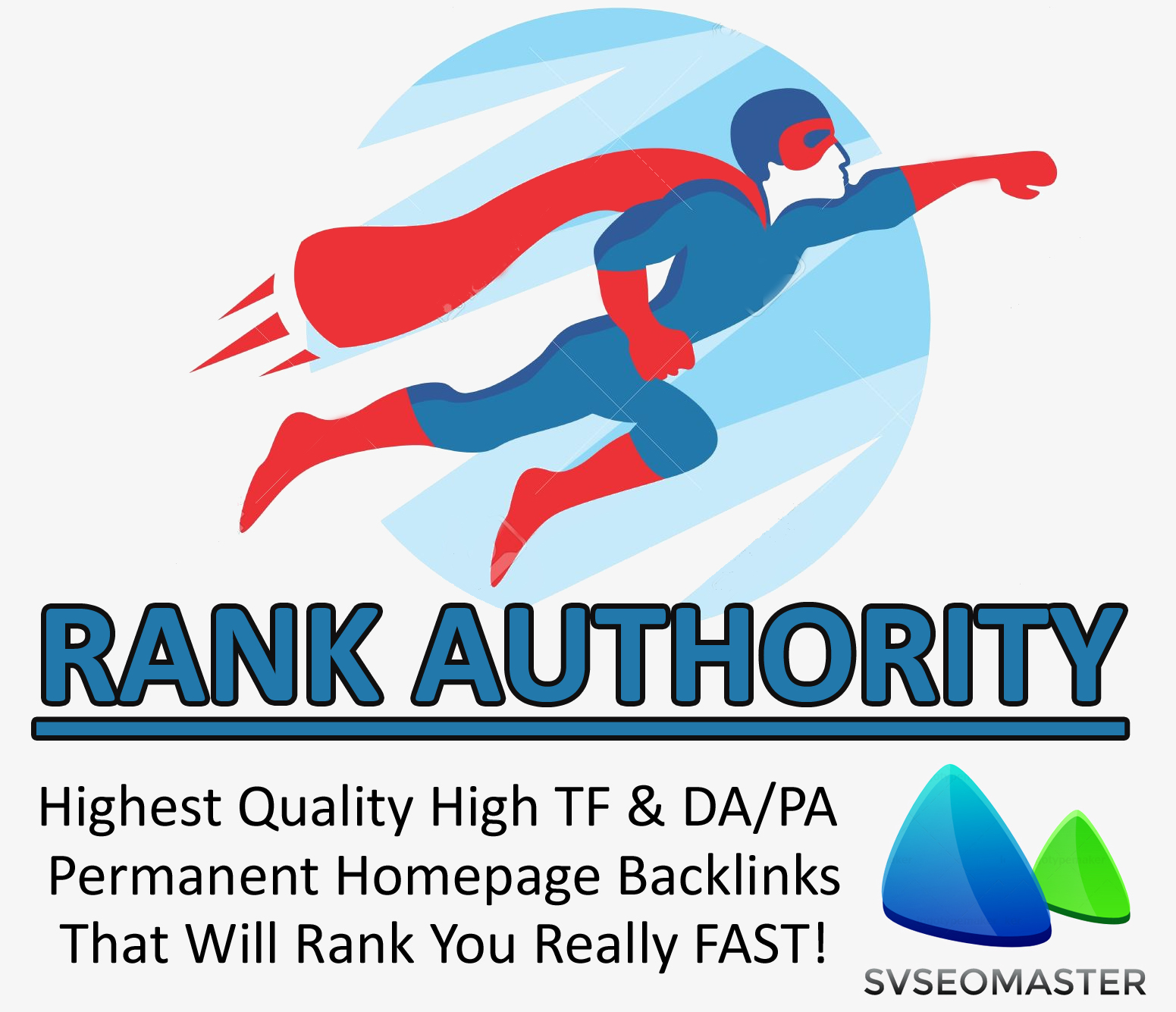 Rank Authority PBN - Up to 30+ TF/CF and 40+ DA/PA Permanent Homepage Backlinks