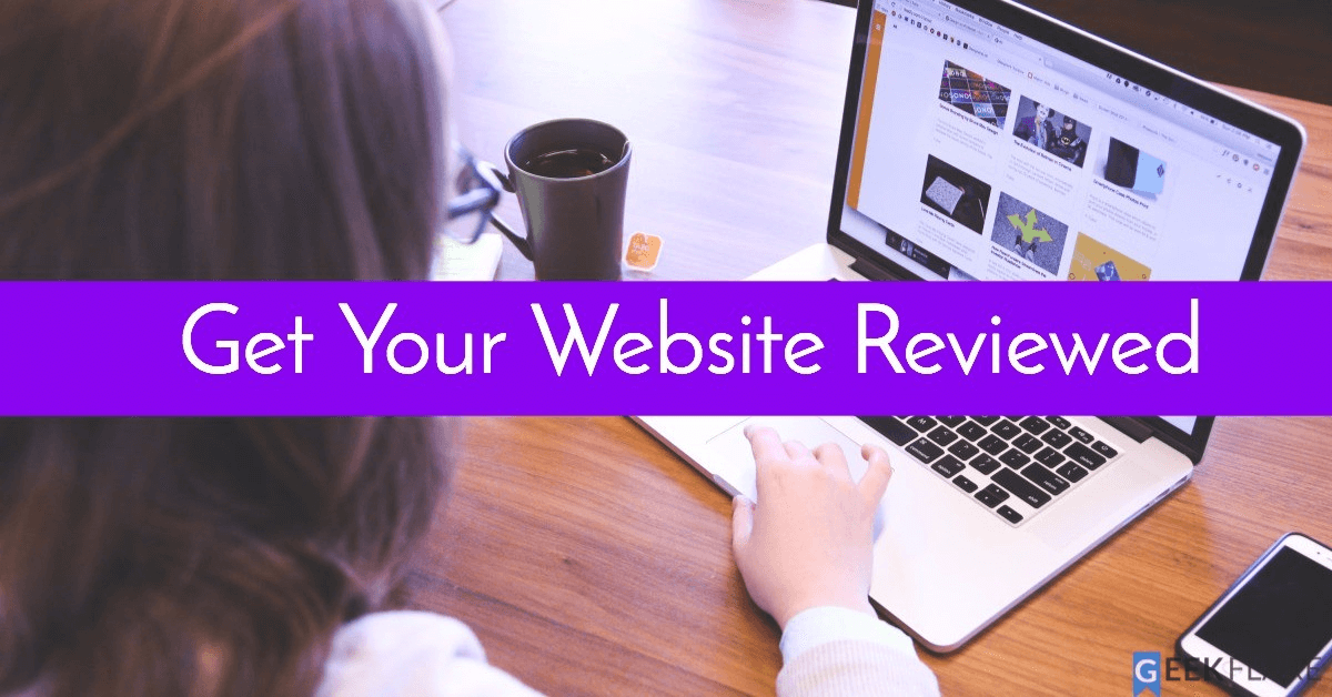 Review of your Website.(Know all the Errors that you website has )