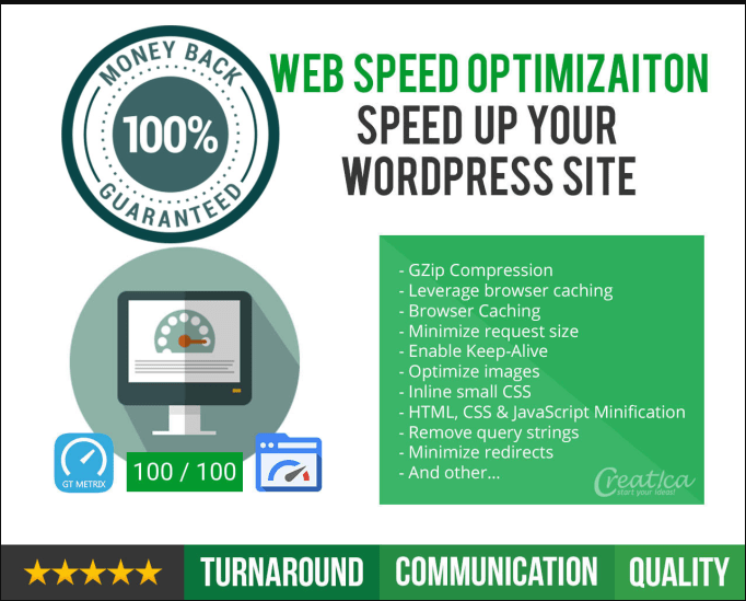 Do Wordpress Speed Optimization And Speed Up Wordpress Website