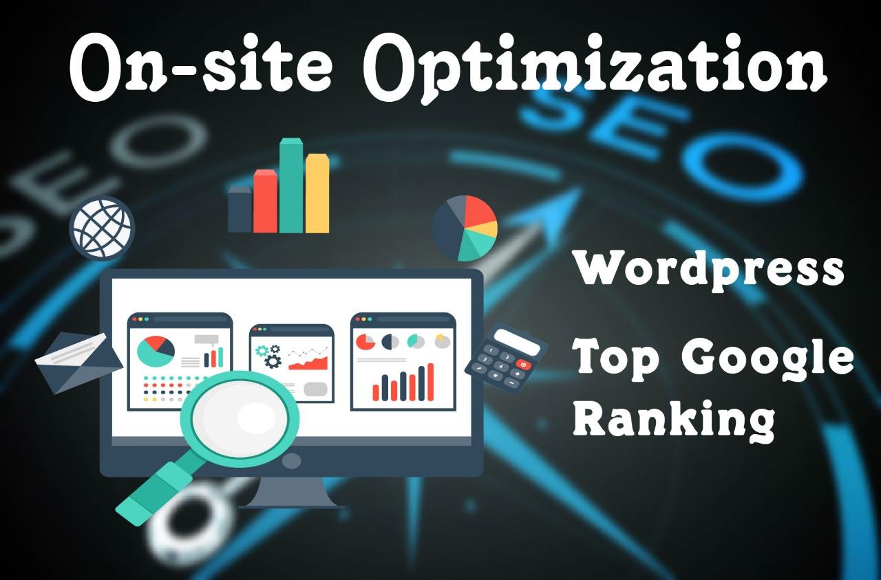 Fix The Wordpress On Site SEO For Top Google Ranking
