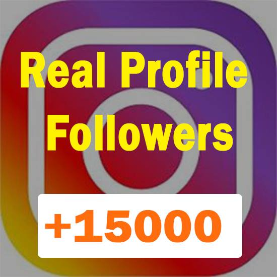 Non Drop 10,000+Followers to your social media Profile within 3-4H