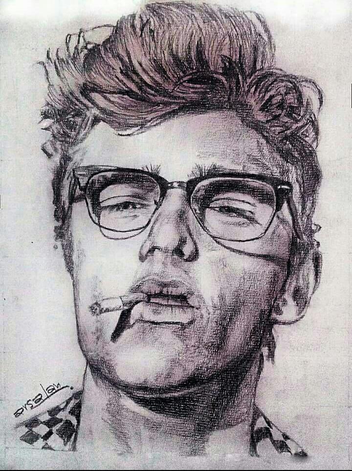 Draw reallistic pencil sketches
