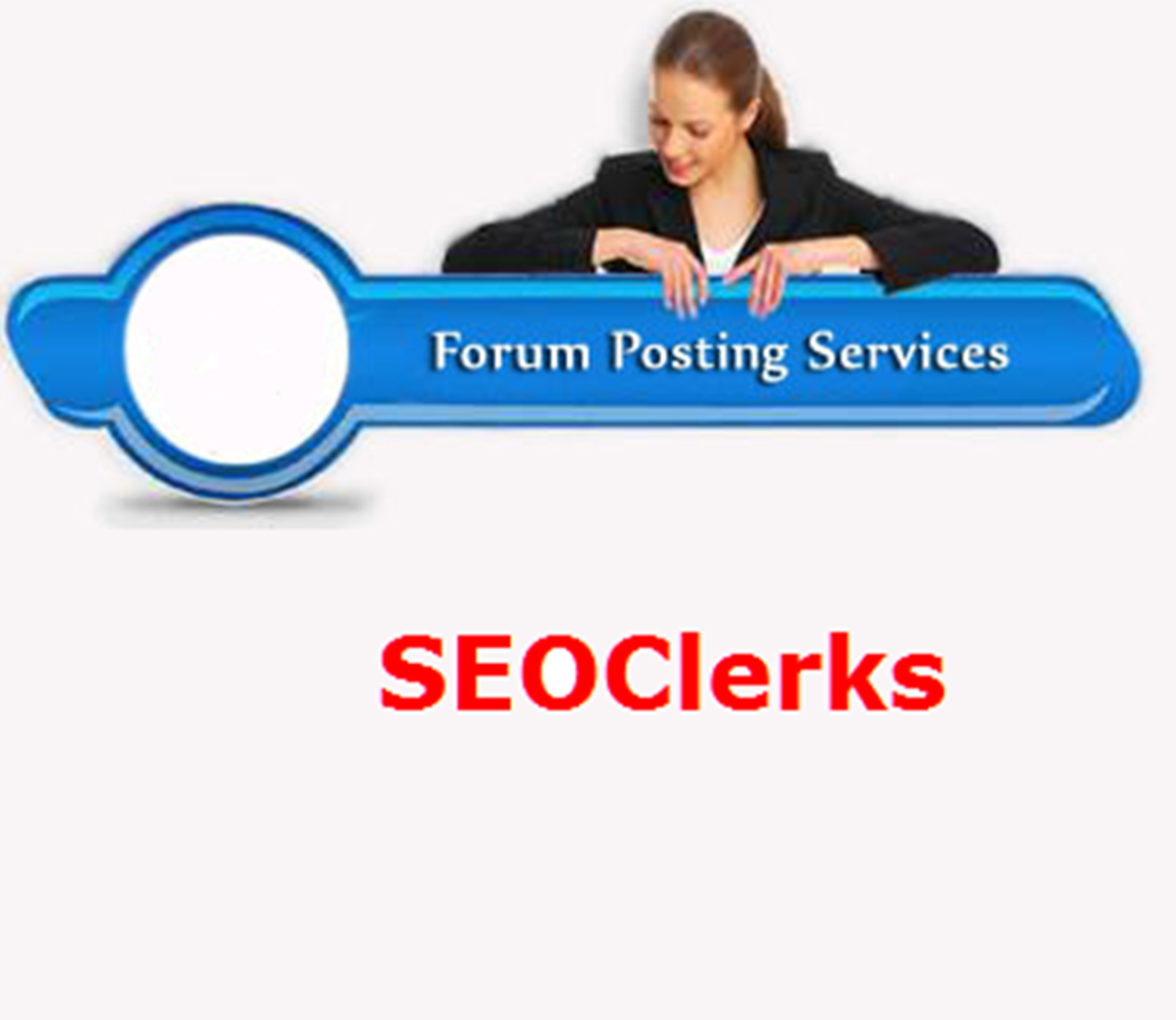 Get High quality Do follow per Forum Backlink