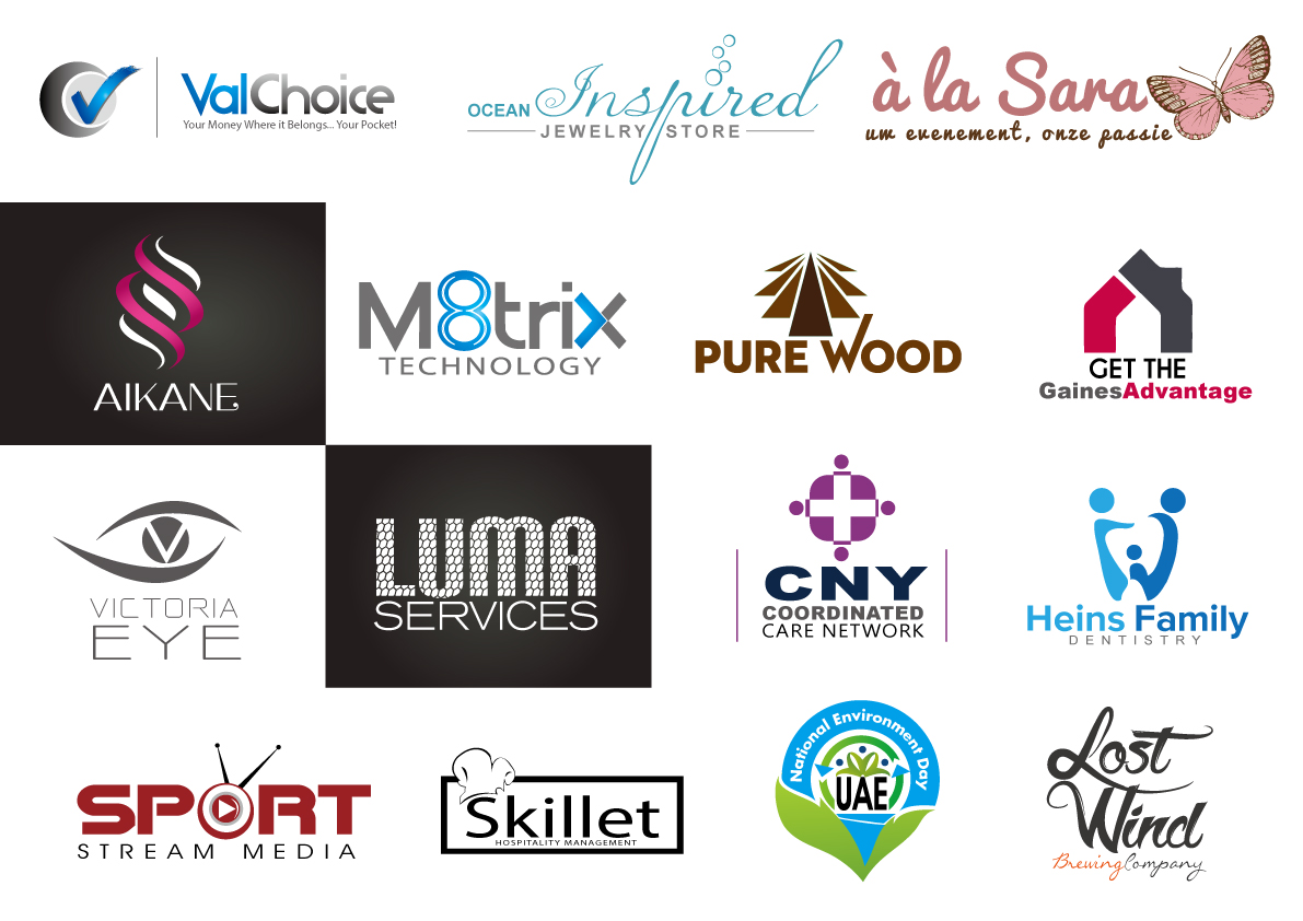 High Quality And Professional Logo For Your Business And Site
